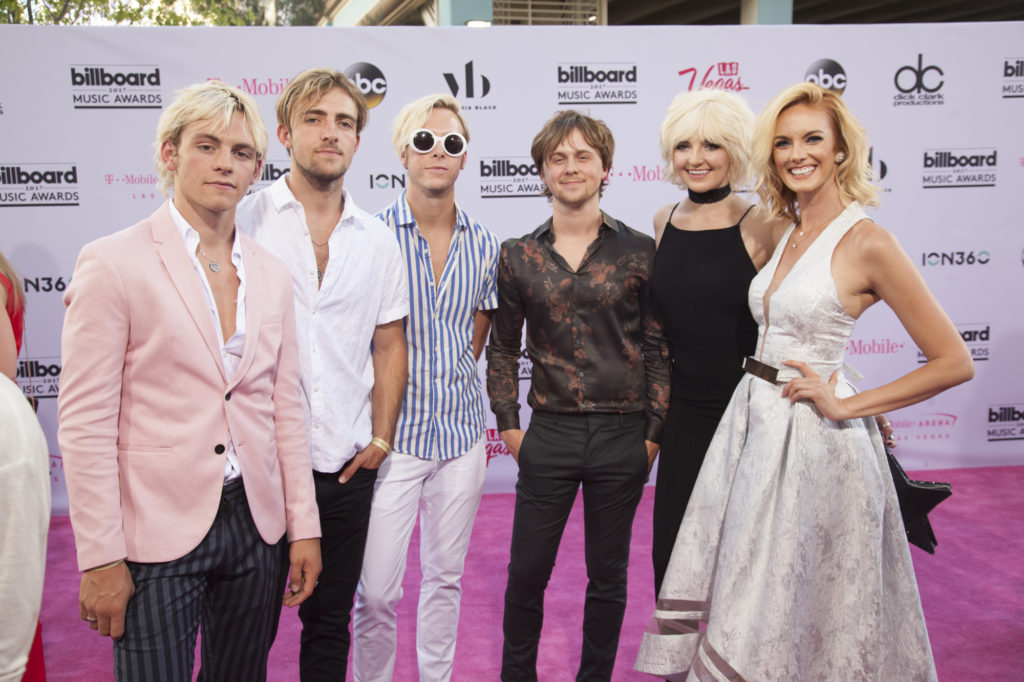 Luxe News Live 2017 Billboard Music Awards Dani Reeves R5 Band