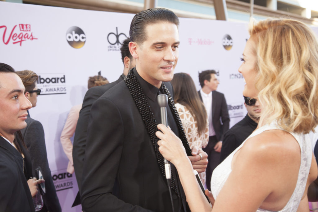 Luxe News Live 2017 Billboard Music Awards Dani Reeves G-Eazy