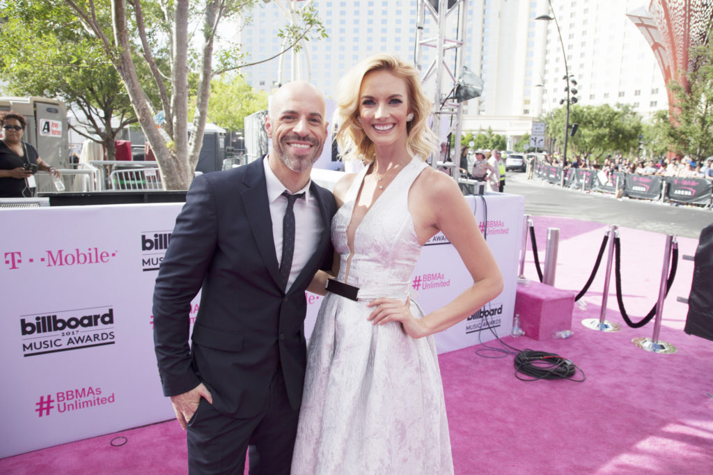 Luxe News Live 2017 Billboard Music Awards Dani Reeves Daughtry